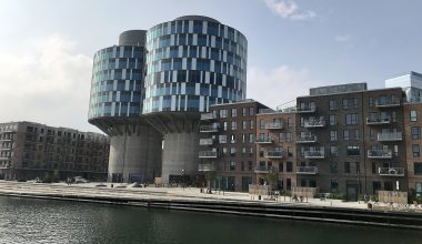 In Copenhagen EnergyLab Nordhavn are experimenting with batteries