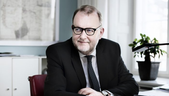 Interview with Lars Christian Lilleholt, Danish energy minister
