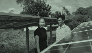 A new fund is helping to bring clean energy to farmers in Cambodia explain Olivia Coldrey from REEEP and Sarou Long, from Nexus for Development