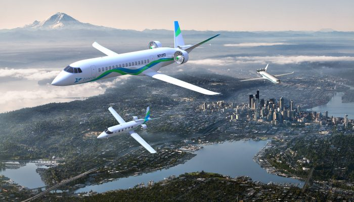 As emissions from global aviation rise, companies are beginning to look closely at the idea of using electric planes for short-haul flights as a potential solution