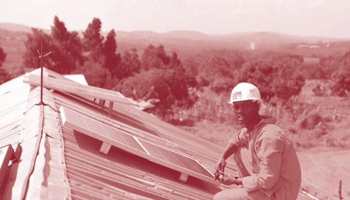 Businesses, individuals and not-for-profit foundations are leading a clean and affordable energy transition in developing countries, says Rachel Mountain from Energise Africa