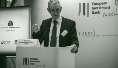 As the European Investment Bank launches a public consultation on future energy lending, Vice President Andrew McDowell argues for a doubling in energy investments in the next ten years